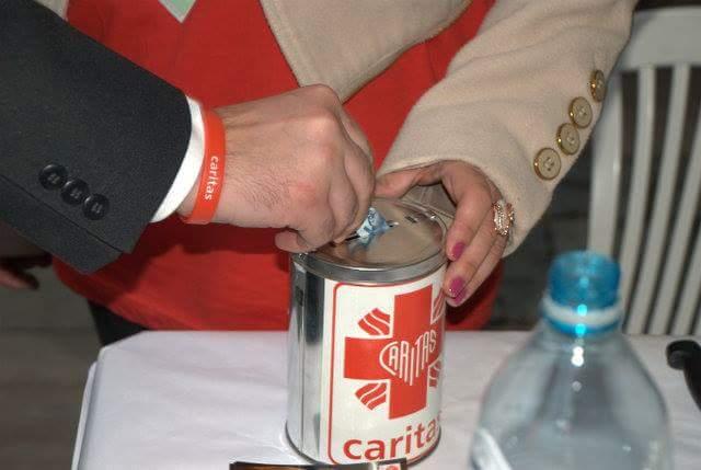 puszka caritas