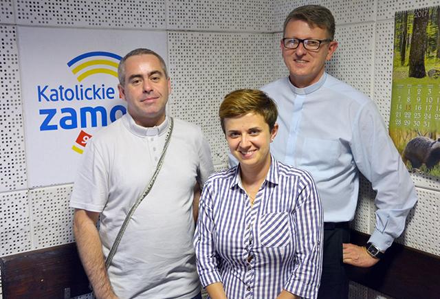 Caritas Polska ks. Marcin Iżycki