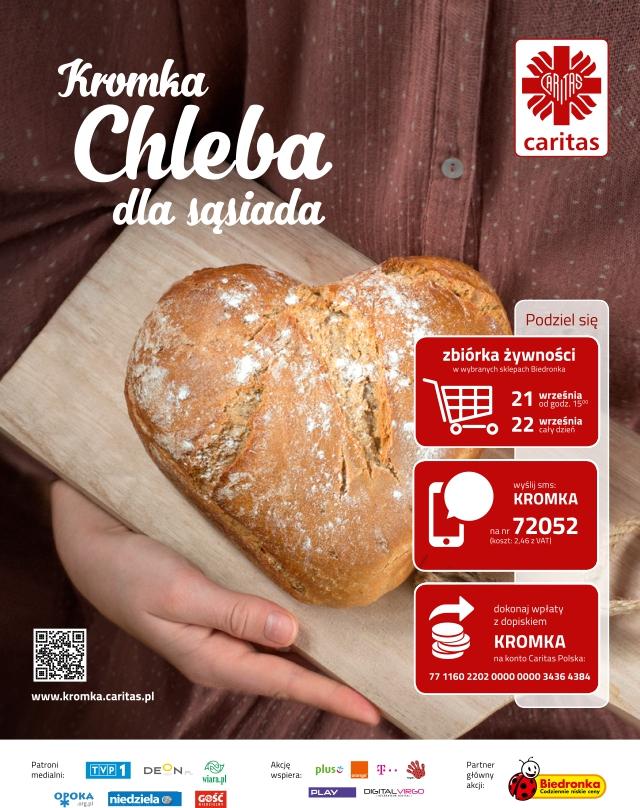 Kromka Chleba dla sasiada